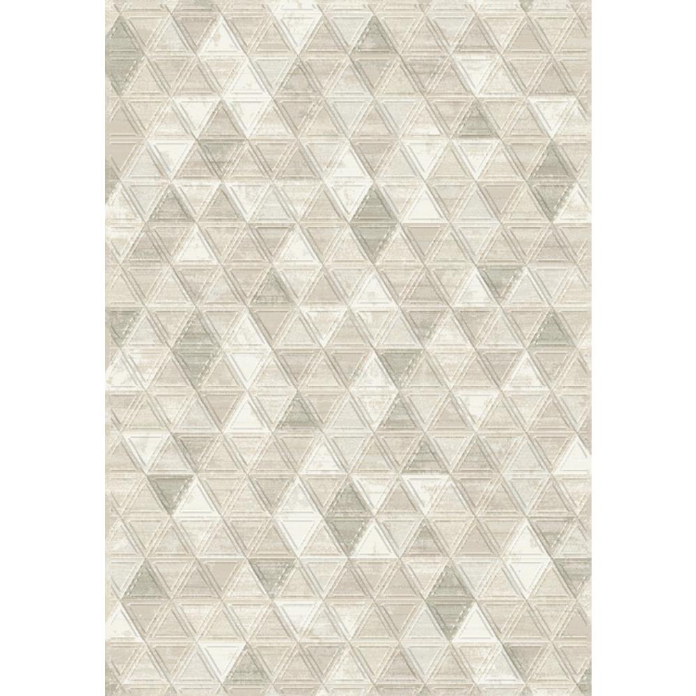 Eclipse Beige 5 ft. 3 in. x 7 ft. 7 in.