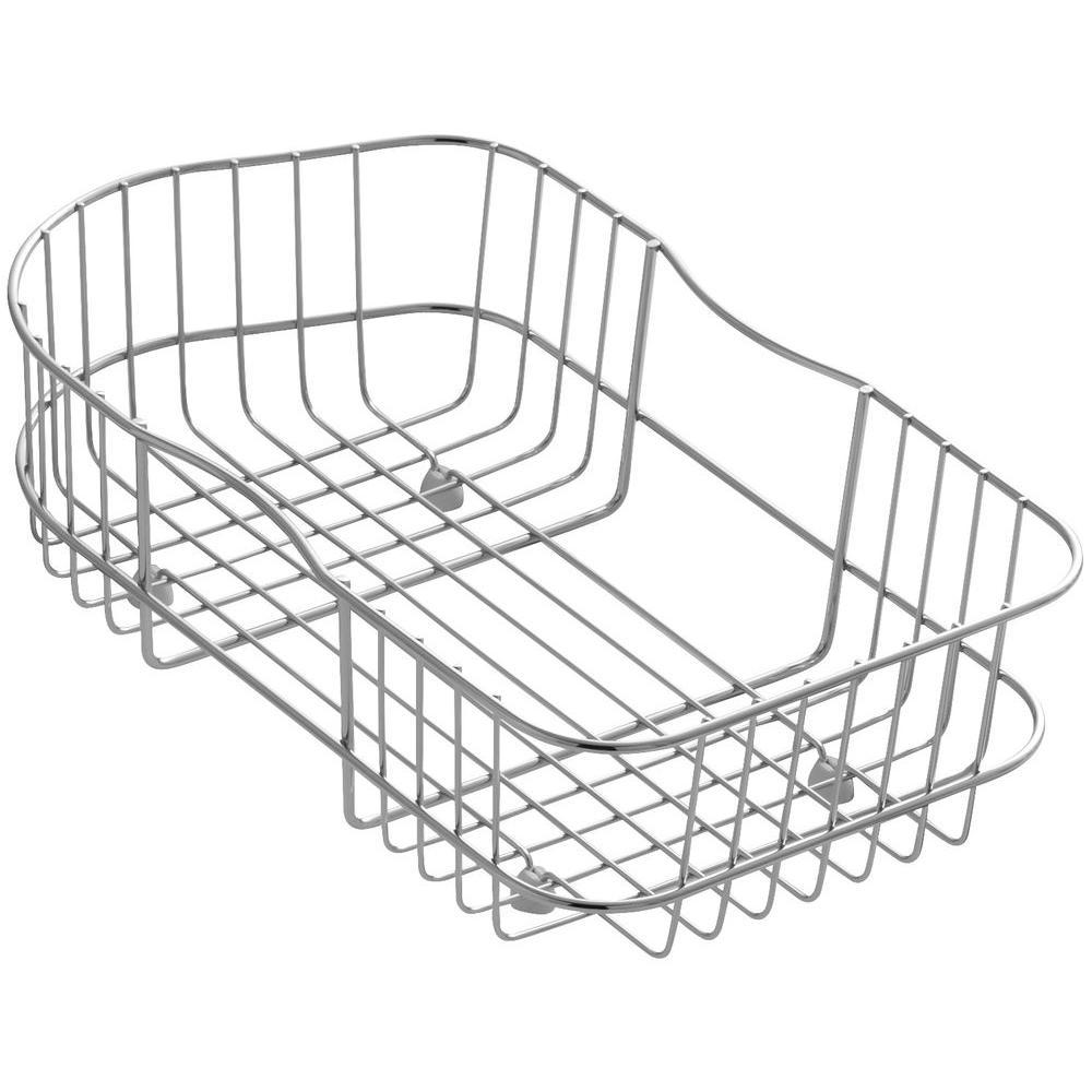 KOHLER Staccato Wire Rinse Basket
