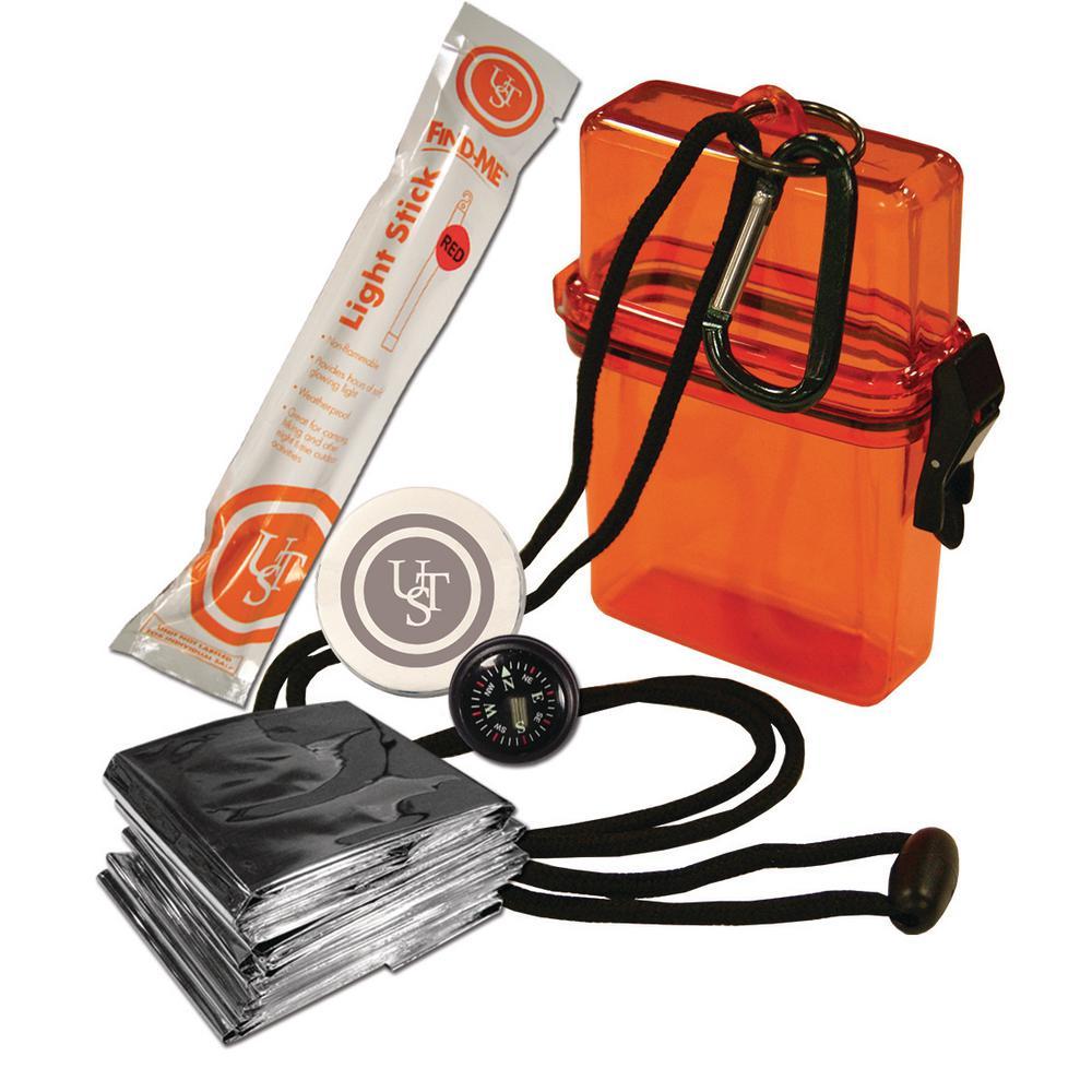 UST Watertight Survival Kit (5-Piece)
