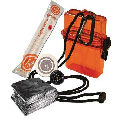 Watertight Survival Kit (5-Piece)
