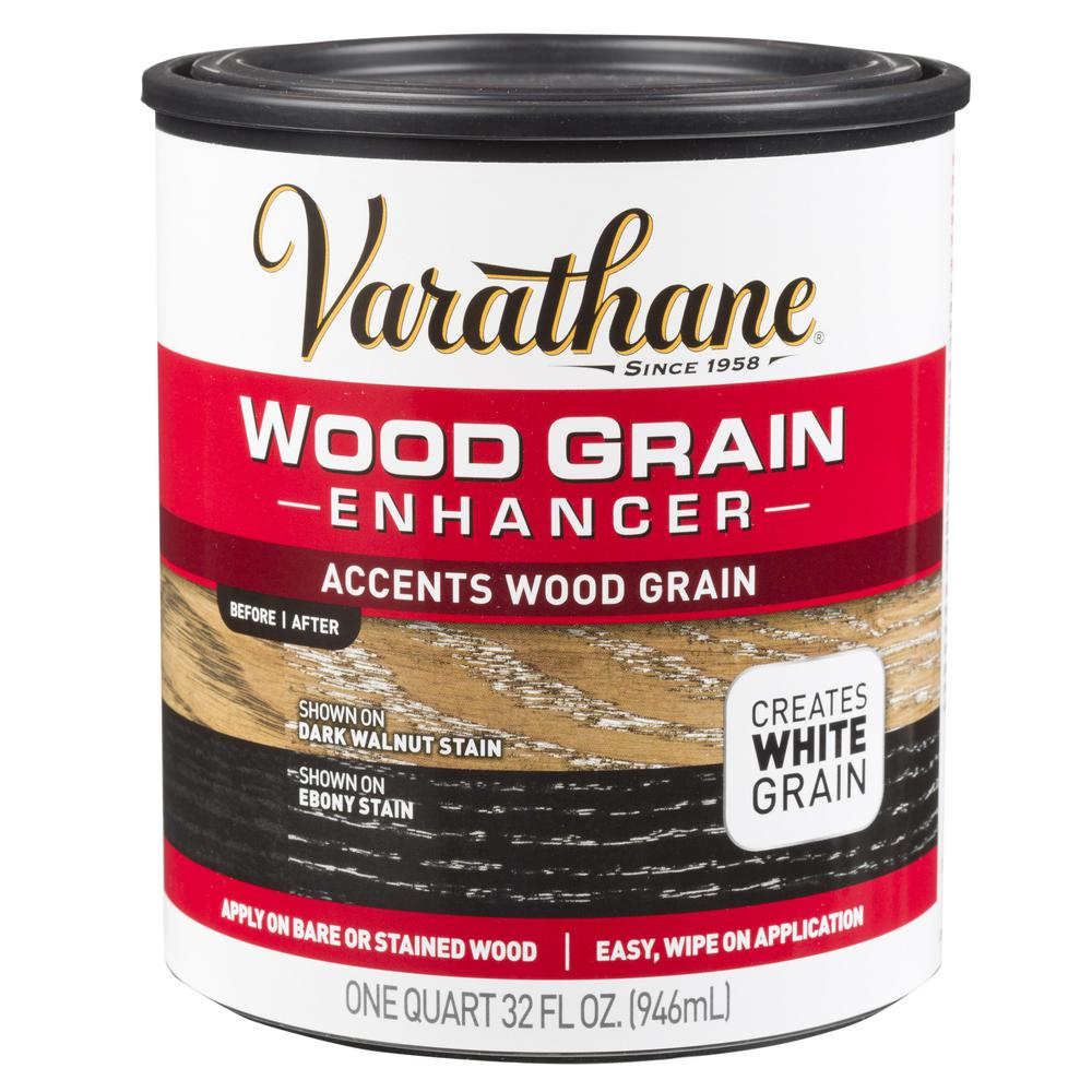 Varathane 1 qt. White Wood Grain Enhancer (2-Pack)