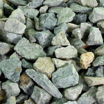 25 cu. ft. 3/4 in. Seafoam Green Bulk Landscape Rock and Pebble for Gardening, Landscaping, Driveways and Walkways