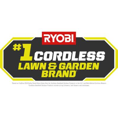 Expand-It 40-Volt Lithium-Ion Cordless Attachment Capable Edger, 4 Ah Battery and Charger Included