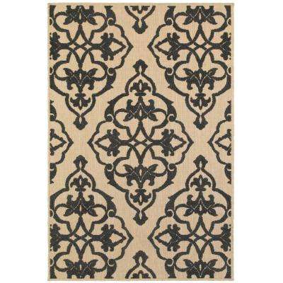 Black - 10 X 13 - Outdoor Rugs - Rugs - The Home Depot