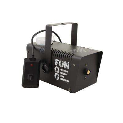 400-Watt Fog Machine with Line Remote Control