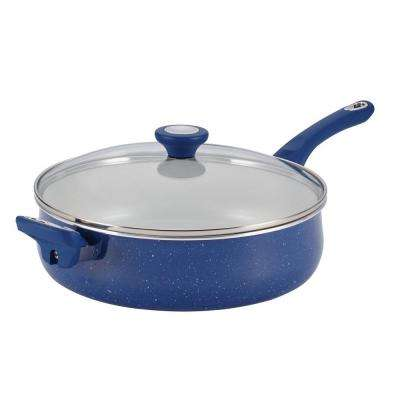 New Traditions 5 Qt. Aluminum Nonstick Saute Pan