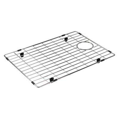 18 in. D x 13 in. W Sink Grid for FUSB242010 in Stainless Steel