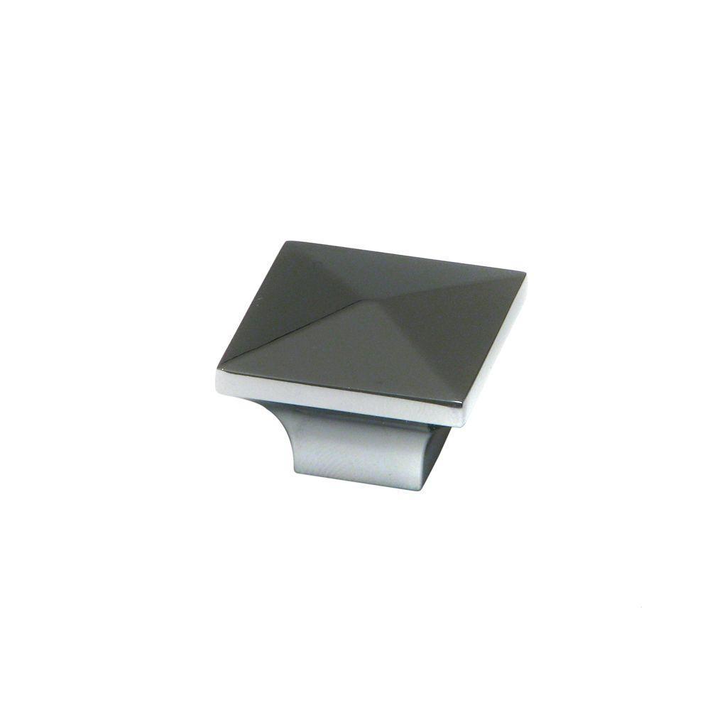 Richelieu Hardware 1-1/4 in. Chrome Cabinet Knob