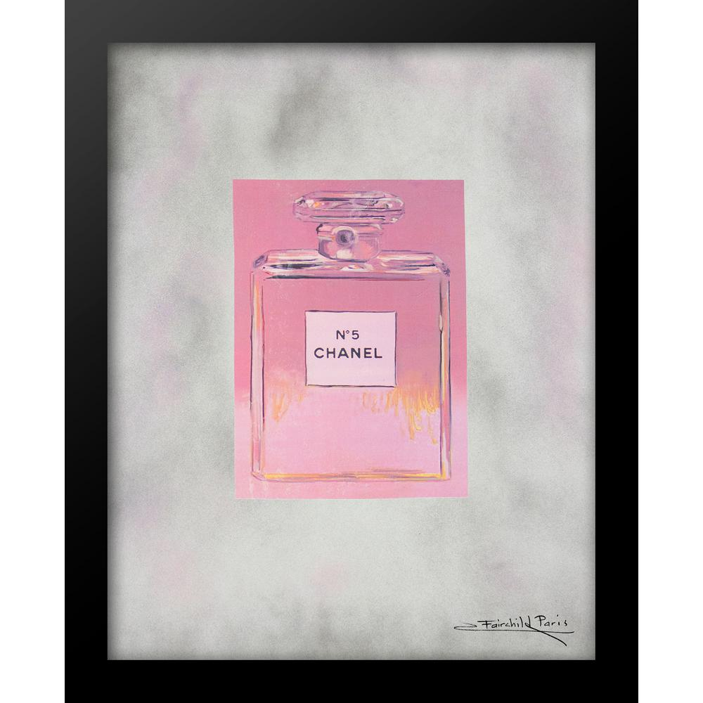 Luxewest 16 In X 12 Portrait Of A Bottle Vintage Chanel