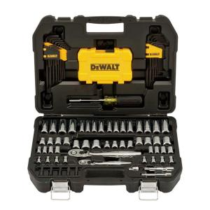Click here to buy Dewalt Mechanics Tool Set (108-Piece) by DEWALT.