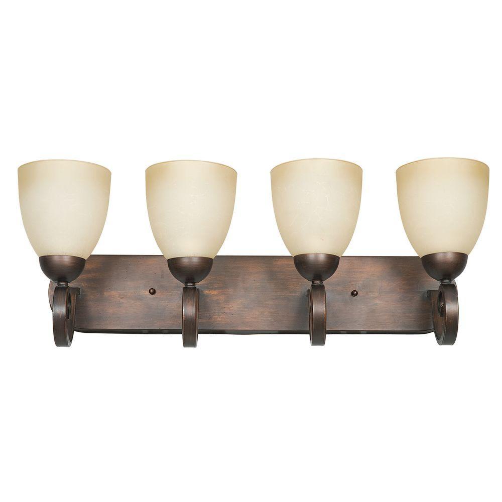 Provano 4-Light Tique Vanity Light