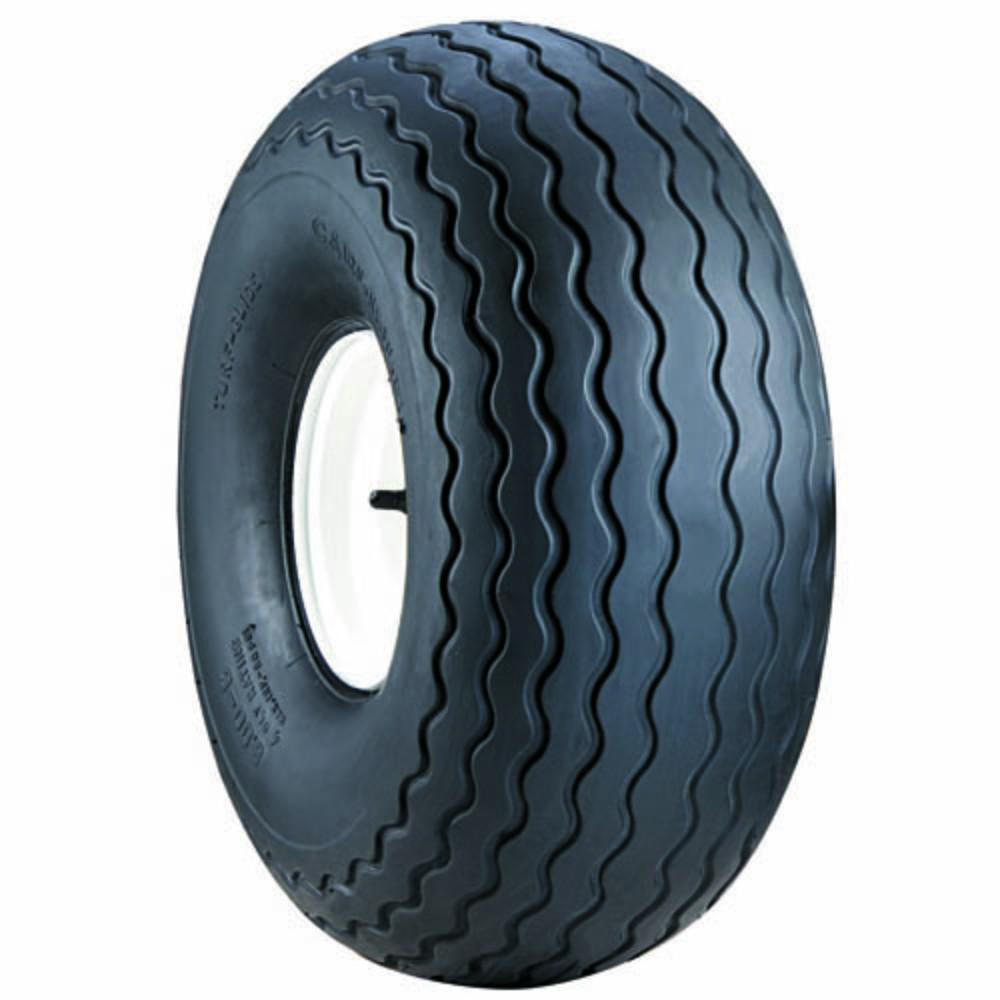 Turf Glide Lawn Garden Tire - 20X1000-10 LRB/4-Ply (Wheel Not Included)