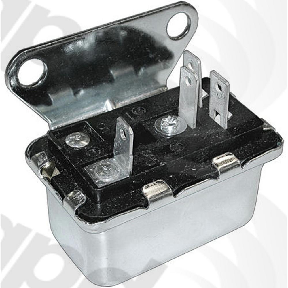 HVAC Blower Motor Control Module