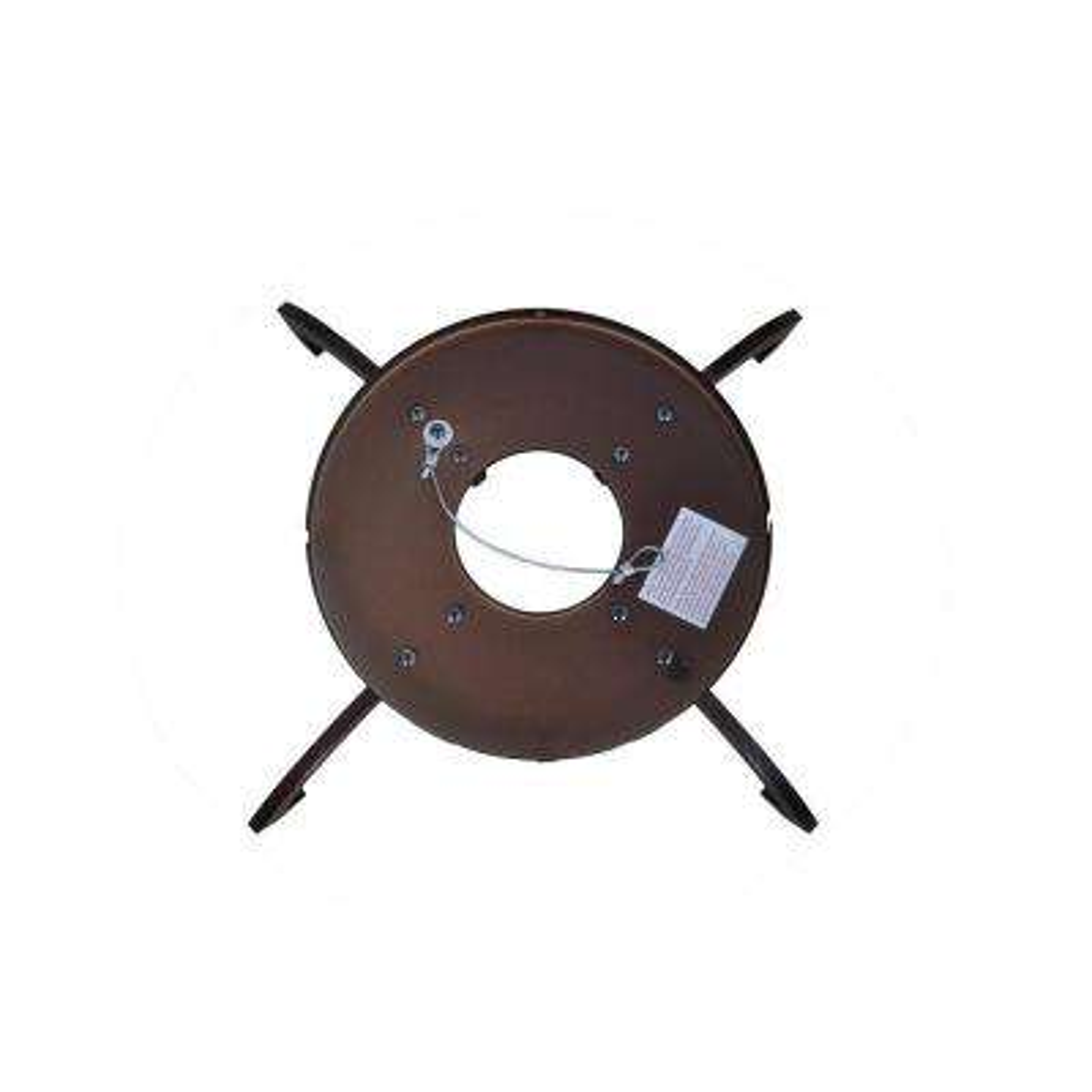 Miramar 60 in. Weathered Bronze Ceiling Fan Replacement Light Adaptor