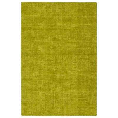 Lauderdale Lime Green 9 ft. x 12 ft. Indoor/Outdoor Area Rug