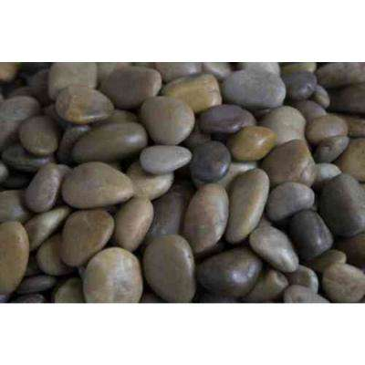 0.25 cu. ft. 0.5 in. to 1.5 in. 20 lbs. Mixed Grade A Polished Pebbles (54-Pack Pallet)