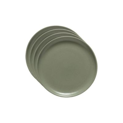 Pacifica Artichoke Green Salad Plate (Set of 4)