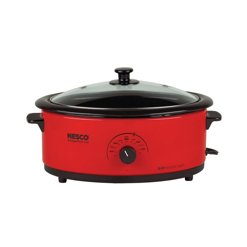 6 Qt. Roaster Oven