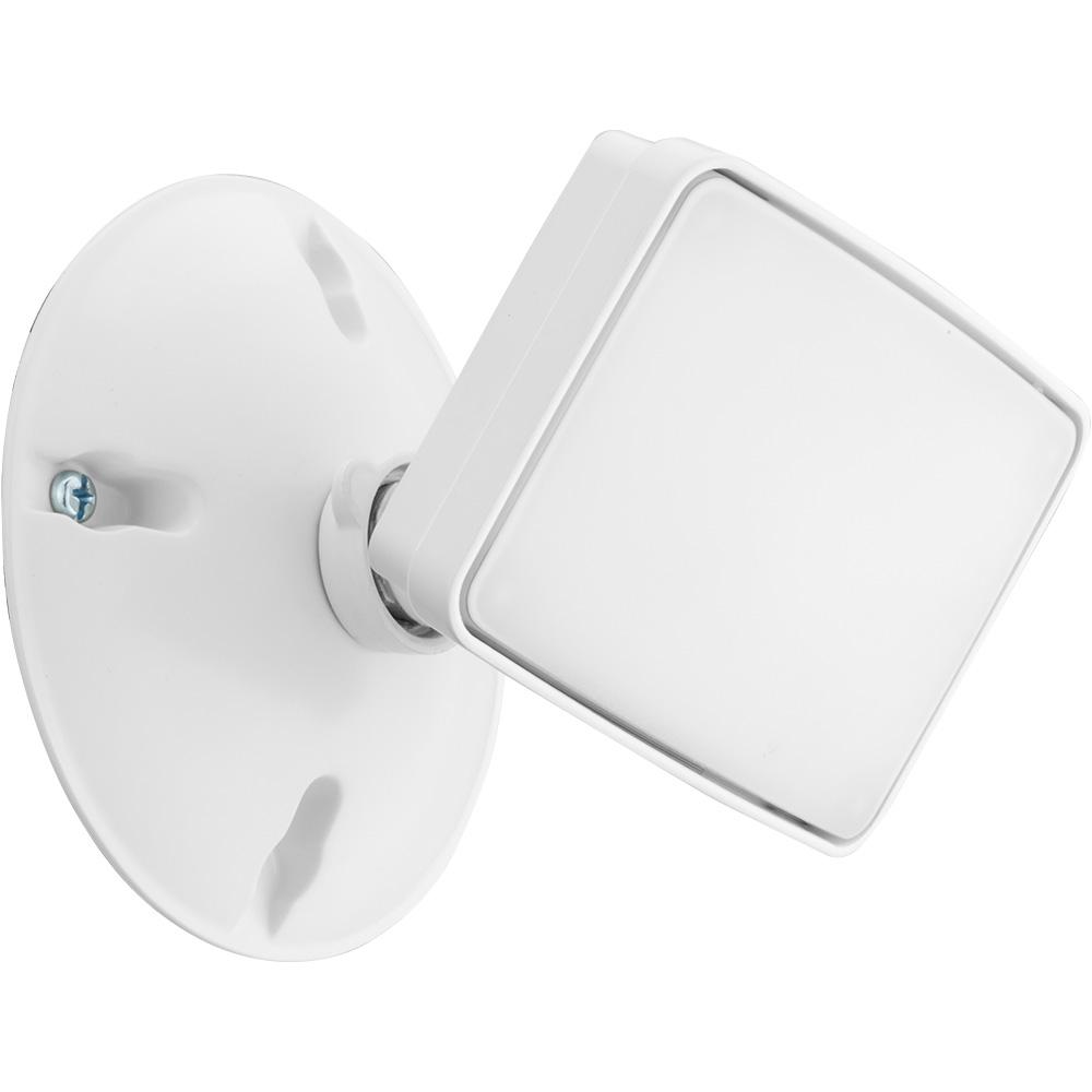 Lithonia Lighting White Outdoor Integrated LED Square Single Head Wall Mount Flood Light was $47.0 now $32.05 (32.0% off)