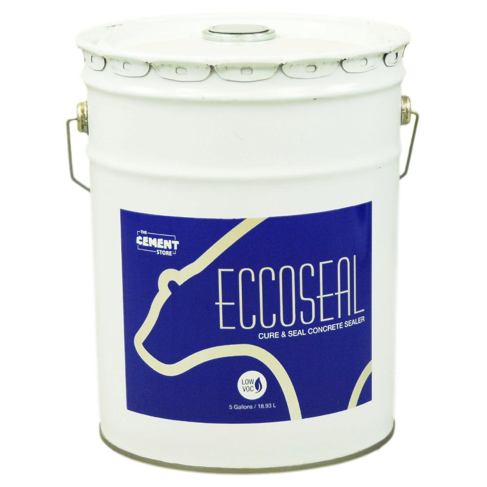 The Cement Store 5 gal. Porous Concrete and Masonry Solvent-Based Water Repellent Penetrating Acrylic Concrete Sealer