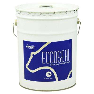 5 gal. Porous Concrete and Masonry Solvent-Based Water Repellent Penetrating Acrylic Concrete Sealer