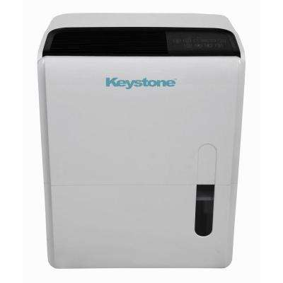 95-Pint Dehumidifier with Built-In Pump
