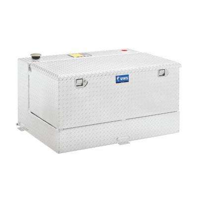 50 Gal. Aluminum L-Shape and Chest Transfer Tank Combo