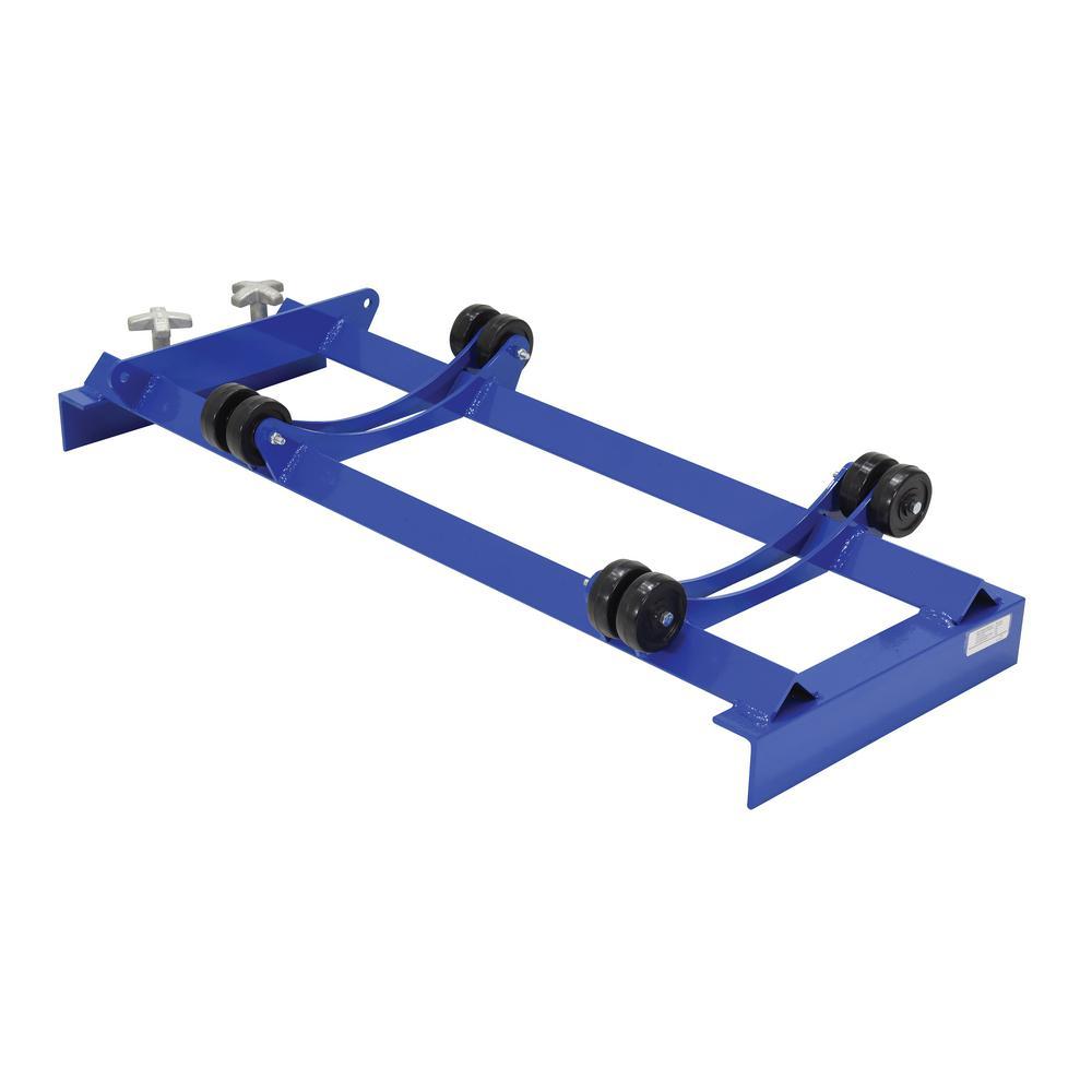 Vestil Pallet Rack Drum Roller Cradle