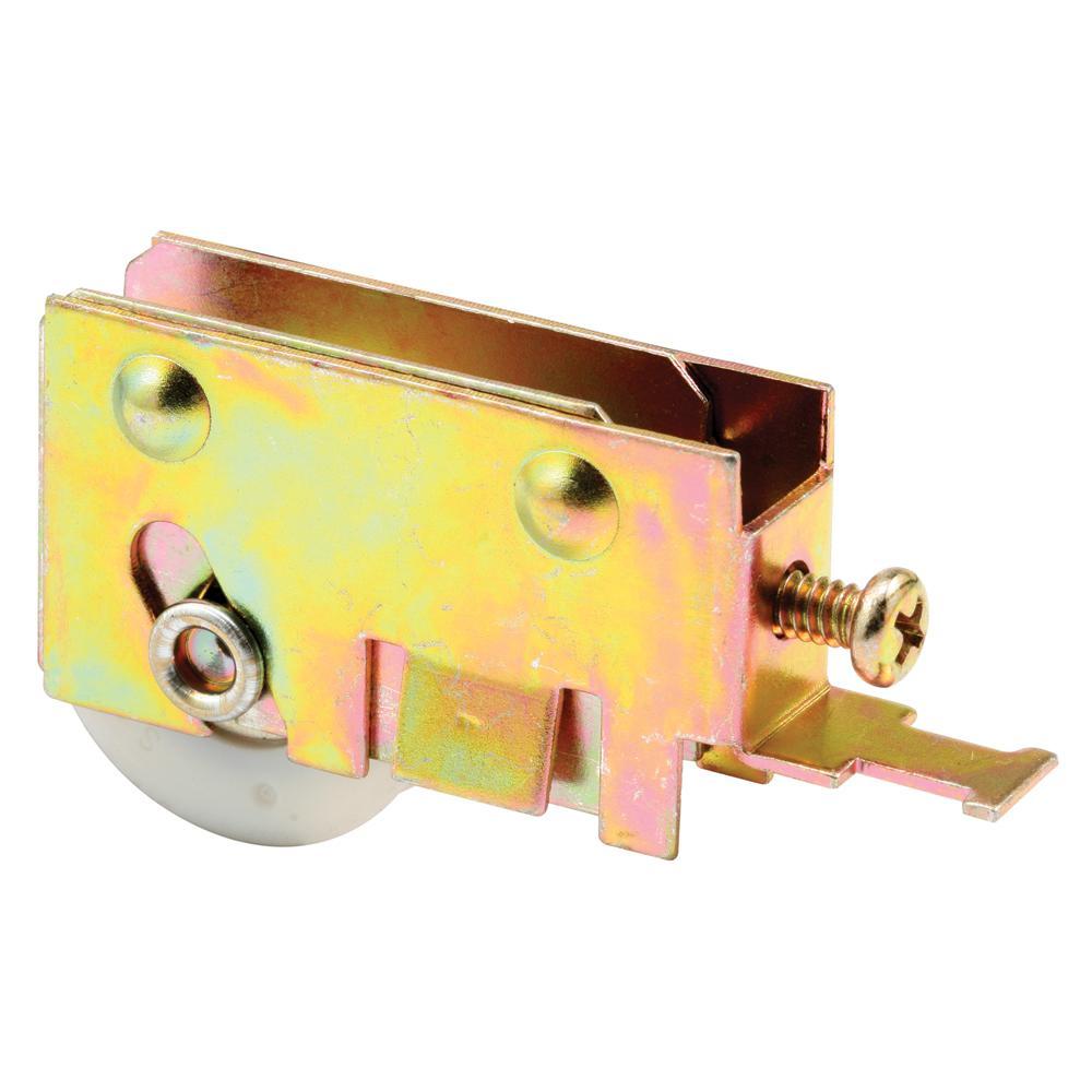 Prime-Line 1-1/4 in. Nylon Mirror Door Roller Assembly
