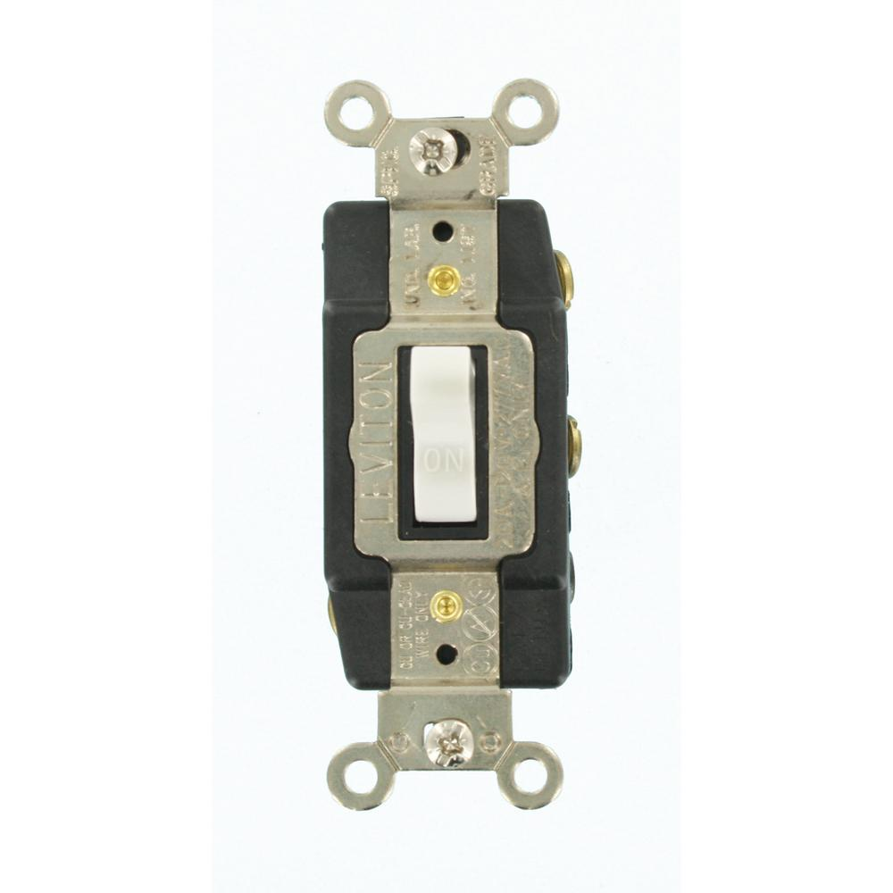 Leviton Single Pole Double Throw Switch Wiring Diagram Light Toggle