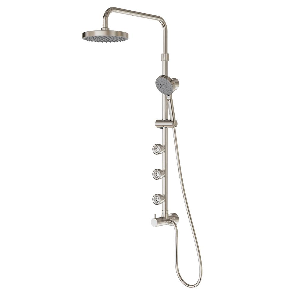 Ordinaire PULSE Showerspas Lanikai 2.0 GPM 3 Spray Hand Shower And Shower Head Combo  Kit In