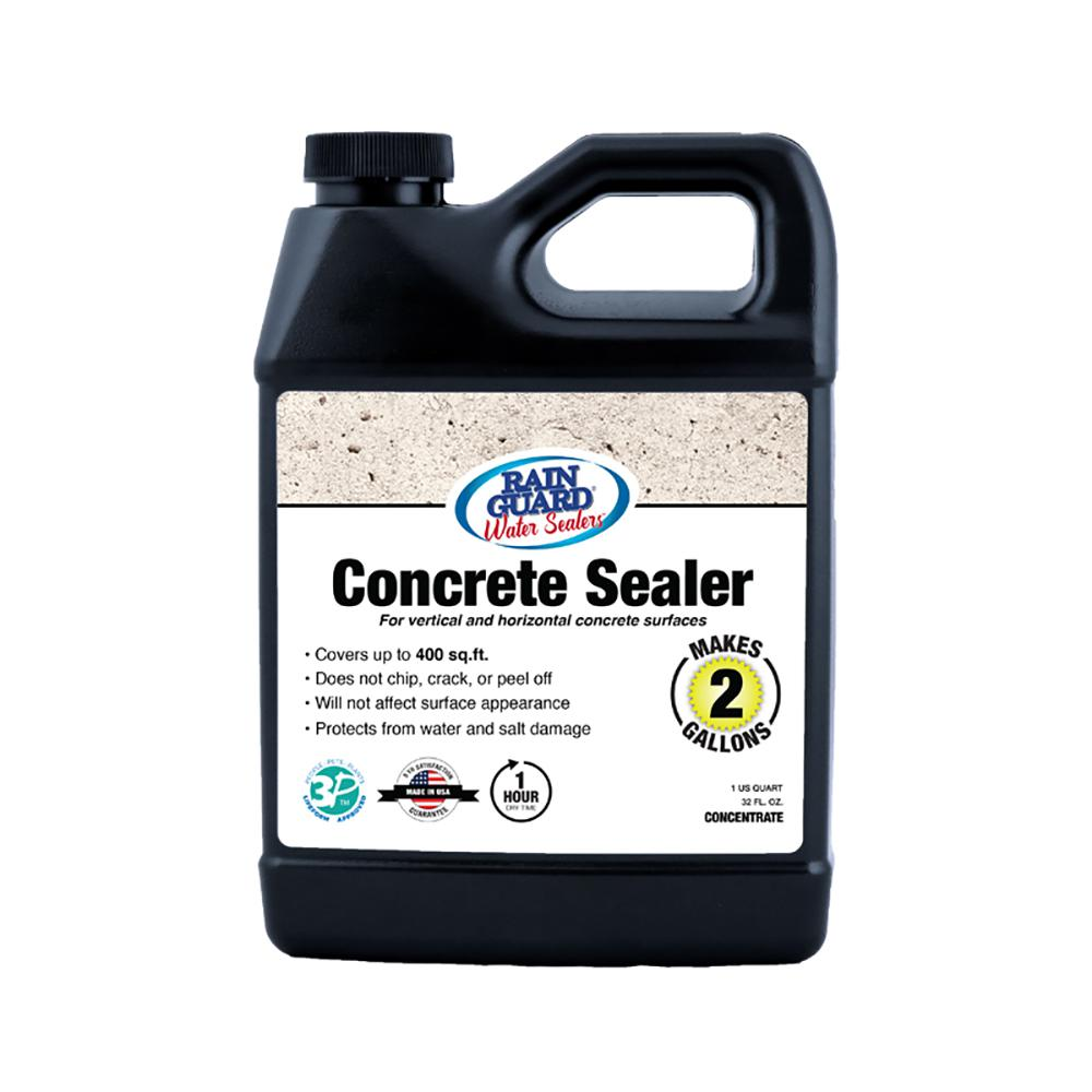 32 oz. Concrete Sealer Concentrate Penetrating Water Repellent (Makes 2 gal.)