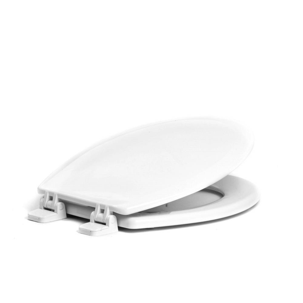 Centocore Round Closed Front Toilet Seat in Crane White, Crane White (Bright/Cotton) Centocore Round Closed Front Toilet Seat in Crane White, Crane White (Bright/Cotton).