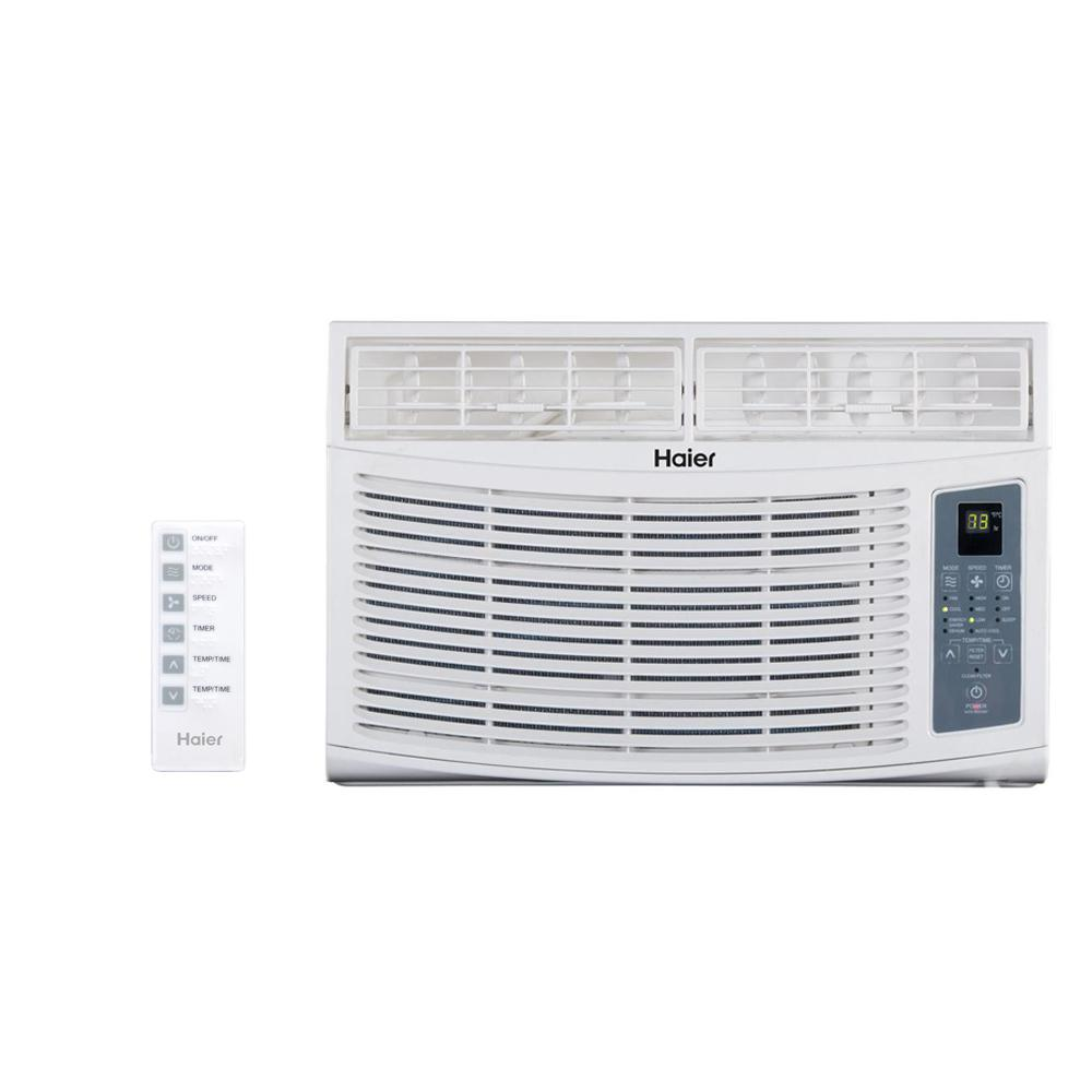 Haier Air Conditioner Window Air Conditioners Air Conditioners The Home Depot