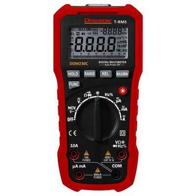 True-RMS Digital Multimeter with NCV