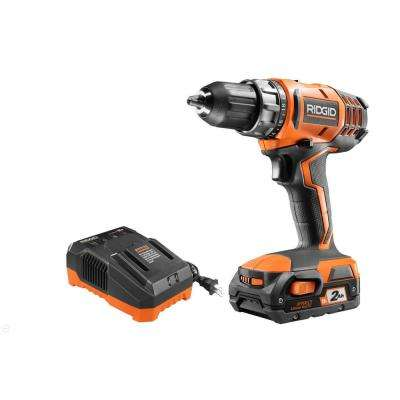 18-Volt Lithium-Ion Cordless Driver Kit with Drill/Driver, 2.0 Ah Battery, and Charger