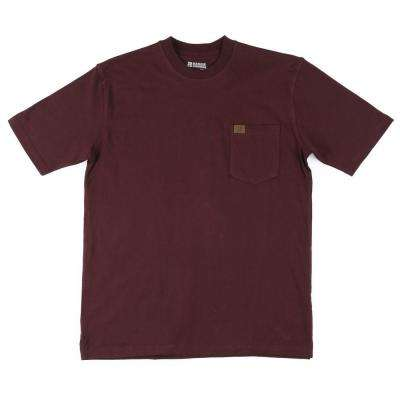 X-Large Men's Pocket T-Shirt