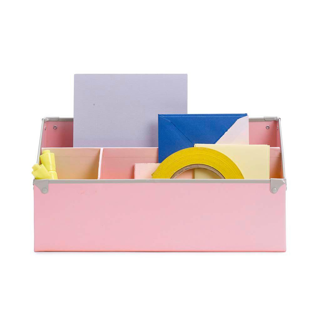 Enjoyable Design Ideas Frisco Desk Organizer Pink Fog Beutiful Home Inspiration Xortanetmahrainfo
