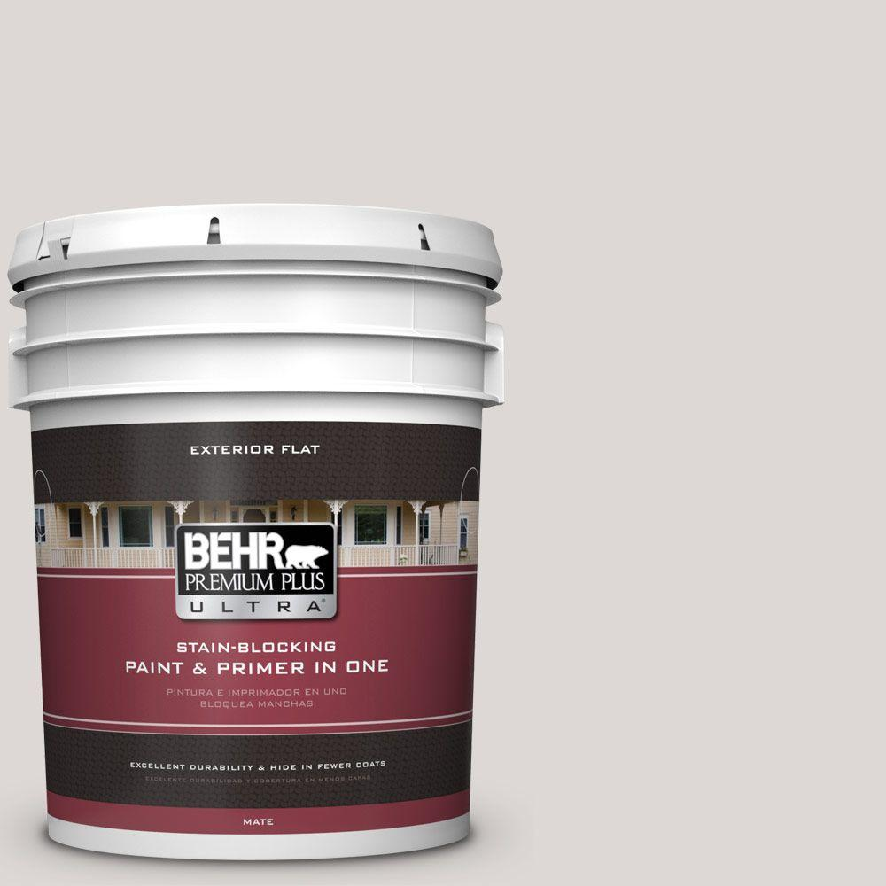 5-gal. #790A-2 Ancient Stone Flat Exterior Paint