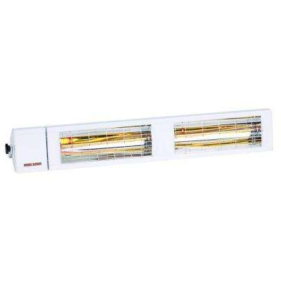 SunWarmth 4,000-Watt Short-Wave Infrared Indoor/Outdoor Electric Radiant Heater
