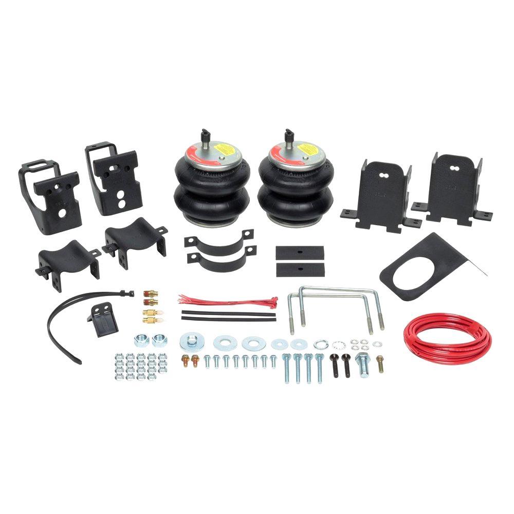 Ride-Rite RED Label Ex Duty Air Spring Kit Rear 11-18 Chevy/GMC 2500HD/3500HD (W217602702)