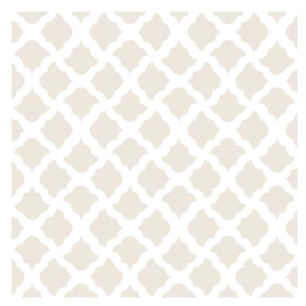 Con-Tact Grip Prints Grey Talisman Shelf/Drawer Liner 08F-C8AR0-04
