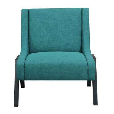 Langley Teal Accent Chair
