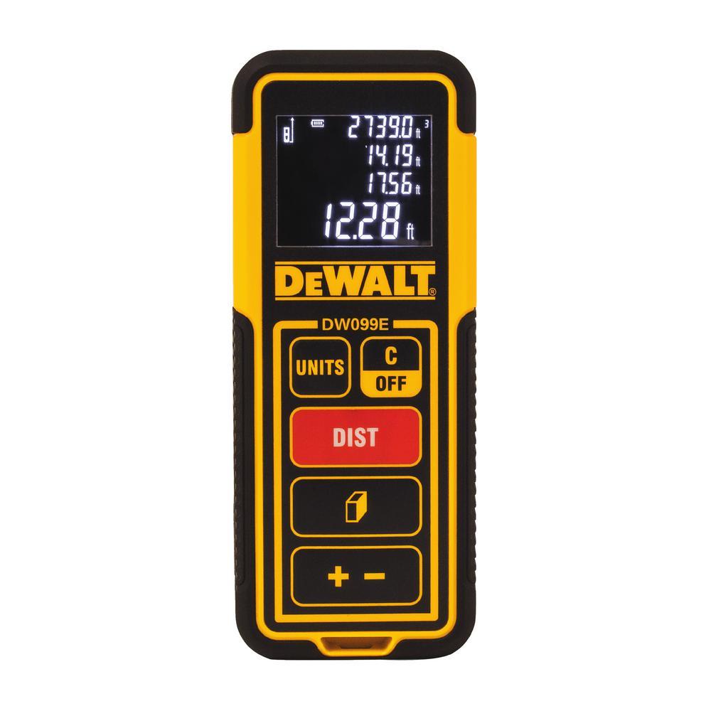 100 ft. Laser Distance Measurer