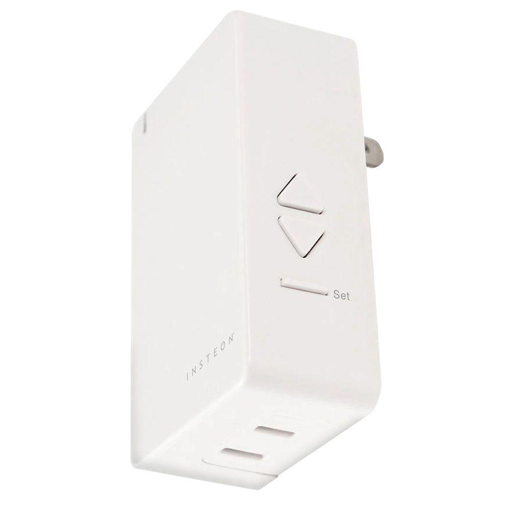 Smarthome LampLinc INSTEON Plug-In Lamp Dimmer Module, 3-Pin-DISCONTINUED