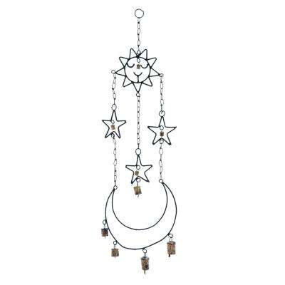 Beautifully Crafted High Quality Metal Wind Chime Hanger