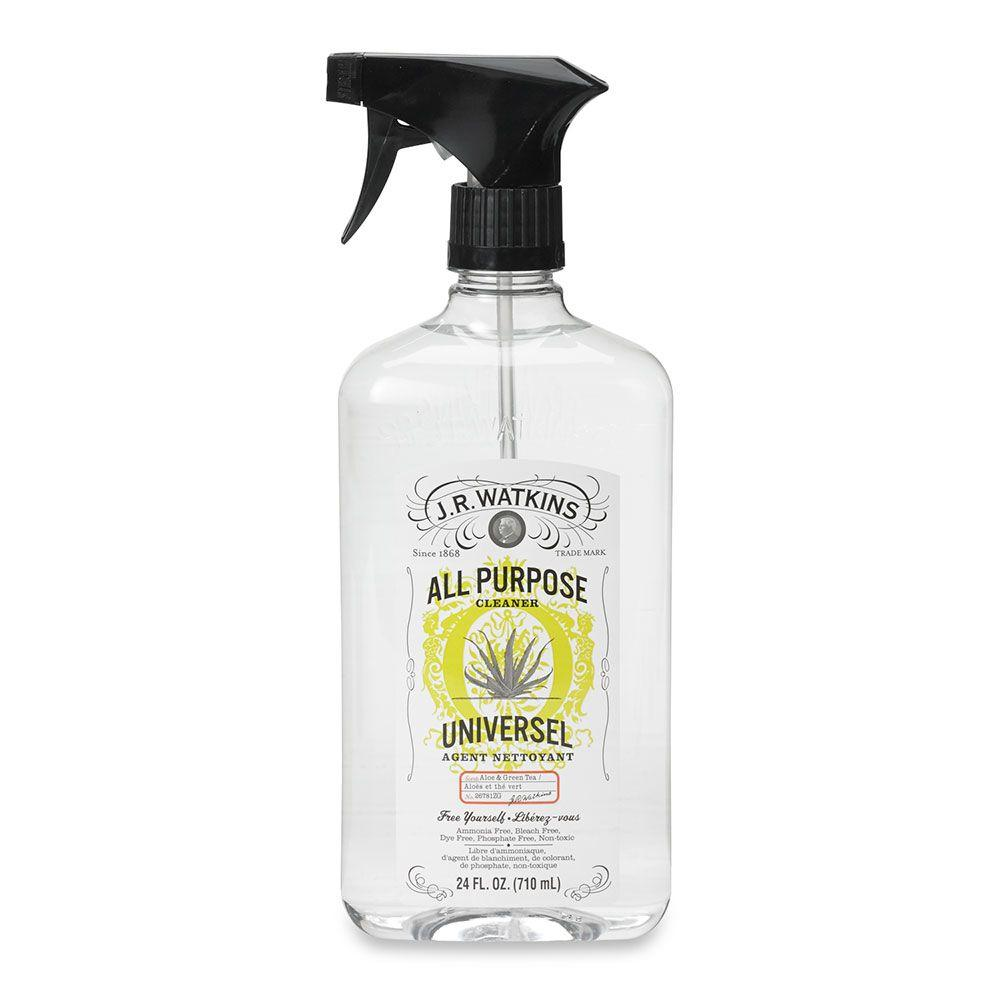 Watkins Aloe and Green Tea All-Purpose Cleaner