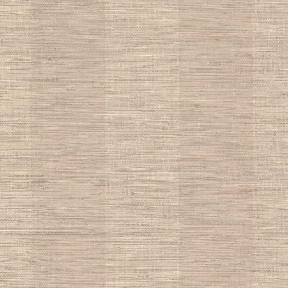 Grasscloth Wallpaper Samples: Brewster Jayde Purple Faux Grasscloth Wallpaper Sample