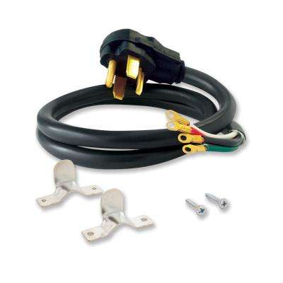6 ft. 4-Prong 30 Amp Dryer Cord