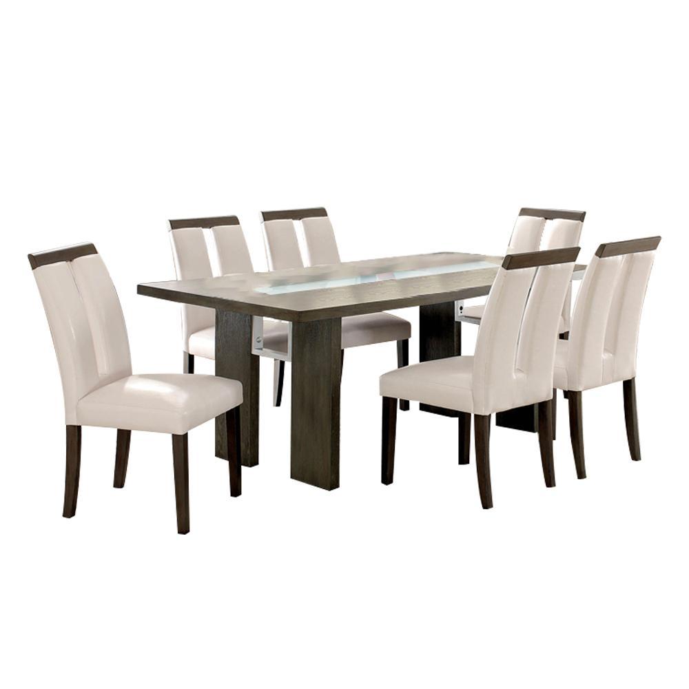 Luminar Gray Table Product Photo